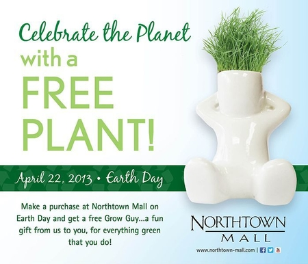 Northtown Mall Earth Day