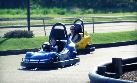 Half Off Fun Sky Zone Mirror Maze Go Karts And More