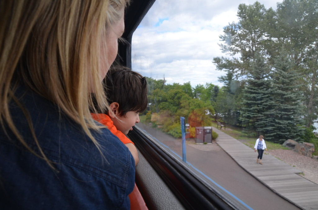 Duluth Train Ride