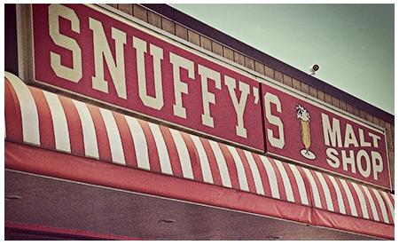 Snuffys Malt Shop