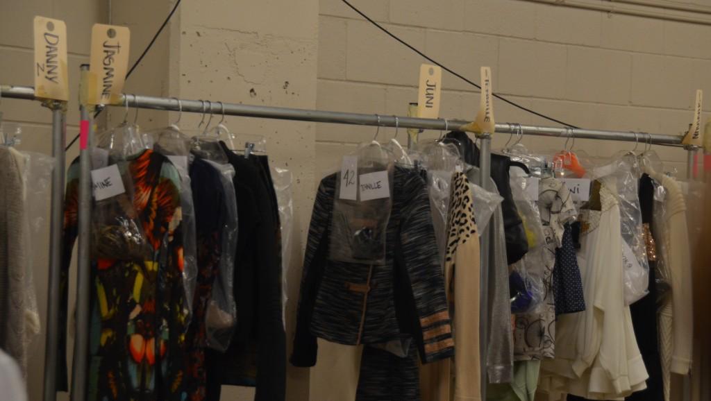 glamorama wardrobe