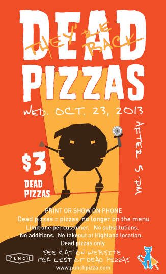 punch dead pizza coupon
