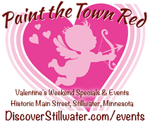 Paint The Town Red Deals For Valentine S Day Weekend In Stillwater