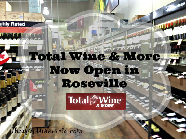 Total Wine & More Opens in Roseville