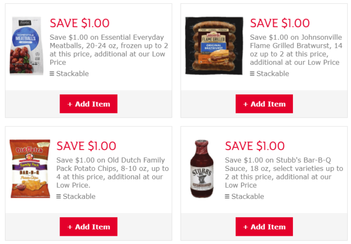Cub Foods digital coupons