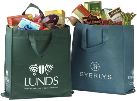 FREE Reusable Shopping Bag with $10 Lunds or Byerly's Purchase ...