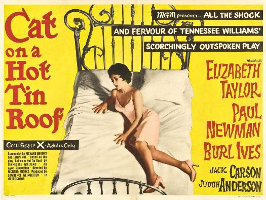 Free Movie in the Park in St. Paul August 29: Cat on a Hot Tin Roof - Thrifty Minnesota