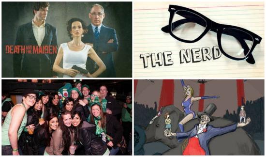 Complimentary Minneapolis Theatre Tickets + Pub Crawls