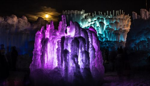 Ice Castles Eden Prairie