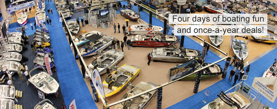 Minneapolis Boat Show 2015