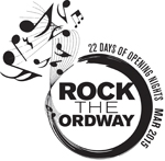 rock the ordway_flute logo