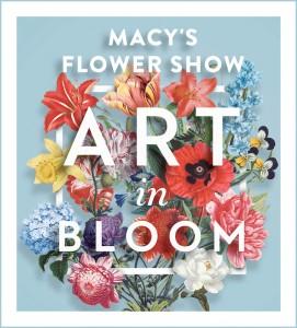Macy flower show 2015 logo