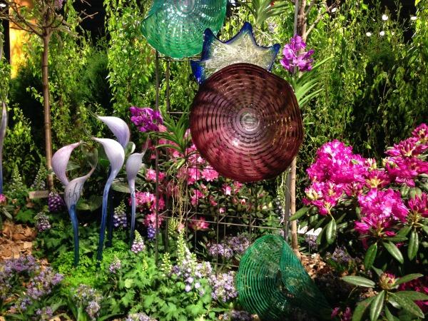 Macys Flower Show Art in Bloom Minneapolis