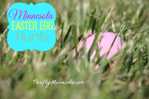 Minnesota Easter Egg Hunt List 2015