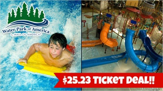 Water Park of America Ticket Deal