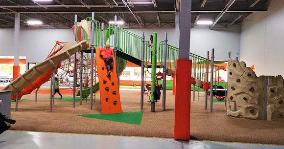 Good Times Park Playground Eagan