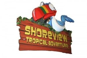 Tropical Adventure Indoor Playground, Shoreview