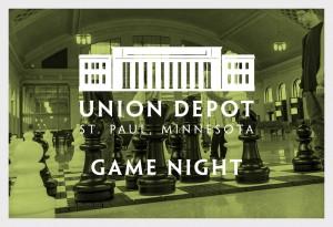 Union Depot Game night