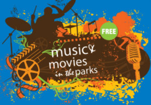 movies and music in the park 2015