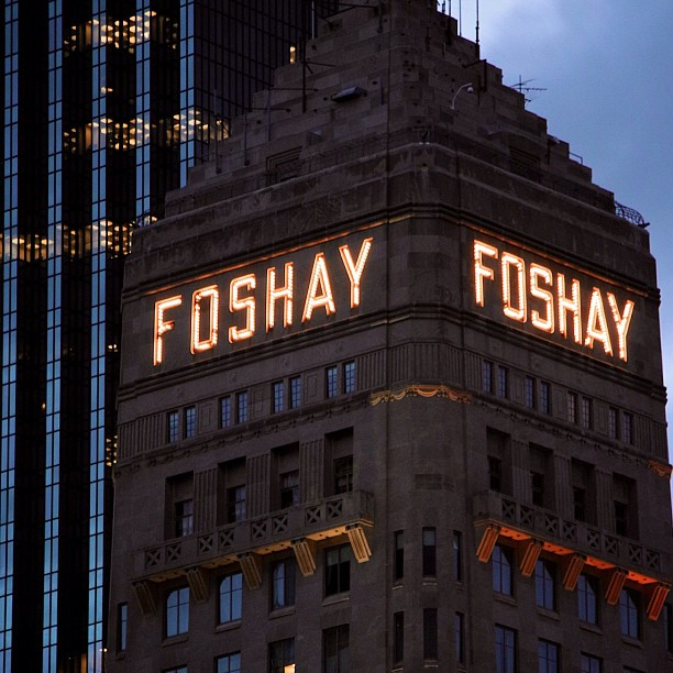 Minneapolis Garage Builders News Construction Blog: Foshay Museum And Observation Deck, Minneapolis