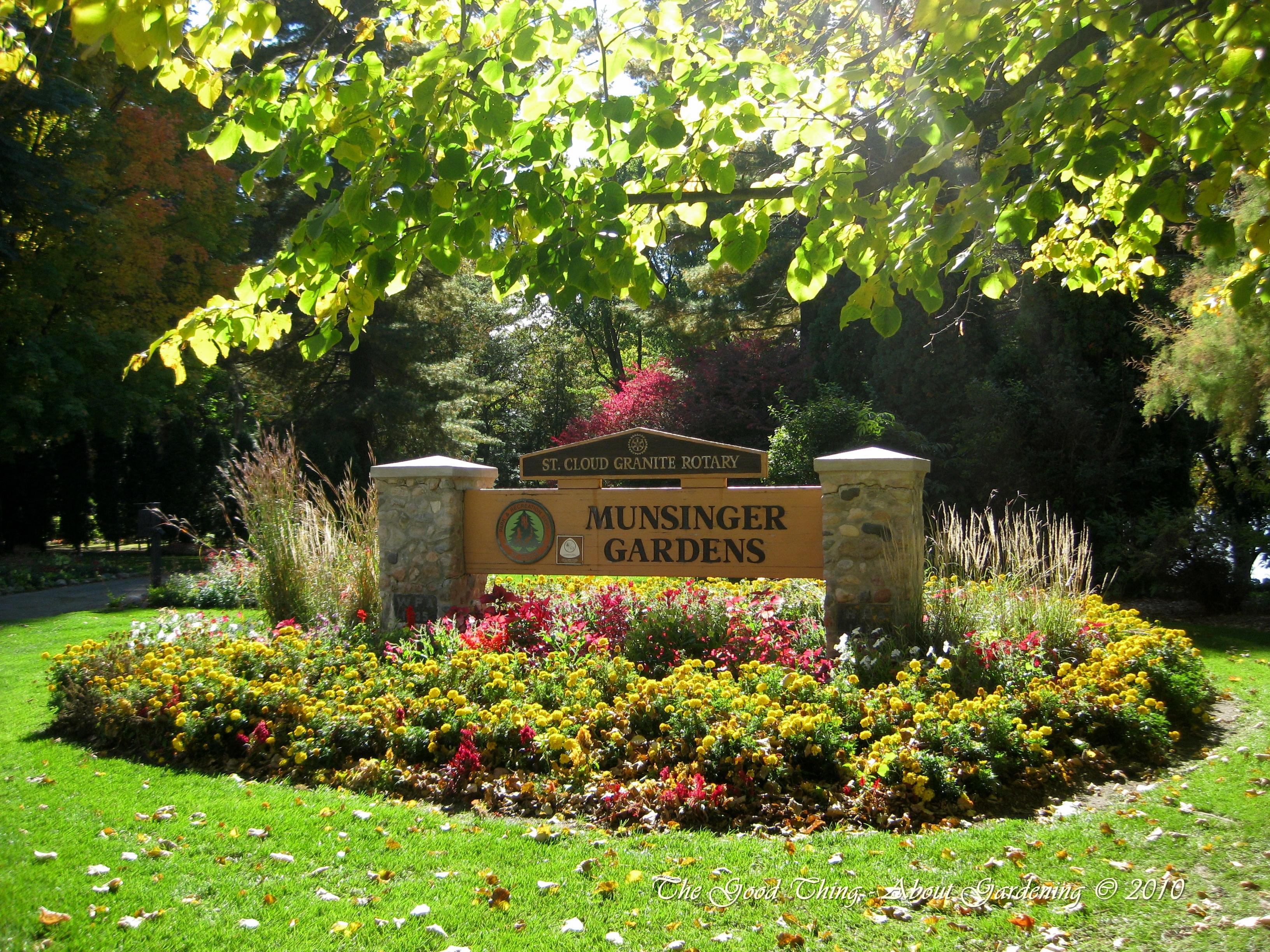 Munsinger Gardens 2 - Munsinger Gardens Riverside Drive Southeast St Cloud Mn
