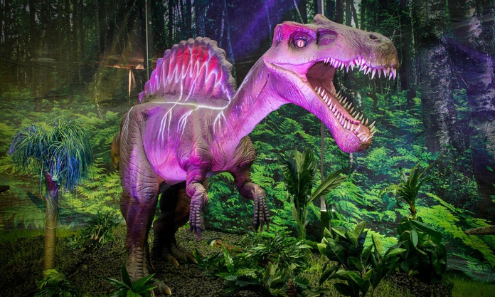 Discover the Dinosaurs Exhibit - Duluth - Discount Tickets