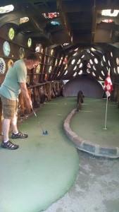 big stone golfing