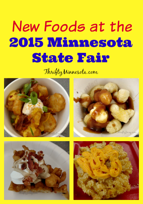 New Foods At Mn State Fair