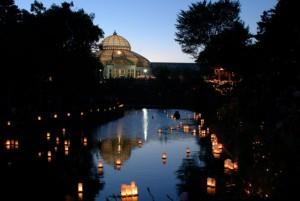 Como Park Japanese Lantern Lighting Festival, Today August 23rd