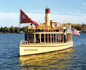 Steamboat Minnehaha