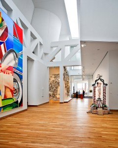 Weisman Guided Tour on Saturday and Sundays at 1 pm