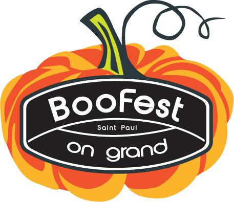 BooFest on Grand Avenue in St. Paul