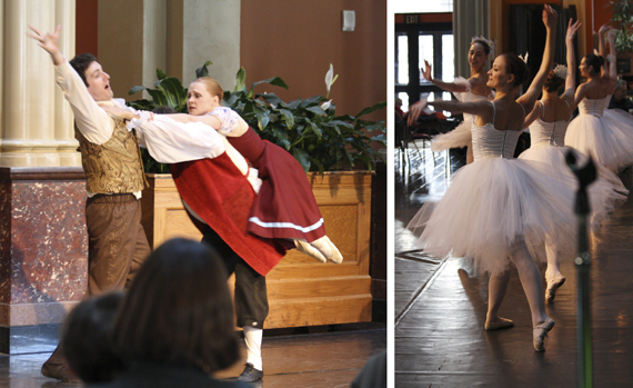 Free Ballet Tuesdays
