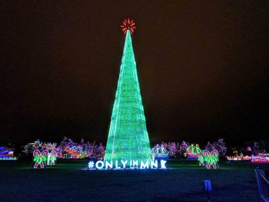 Bentleyville Tour of Lights