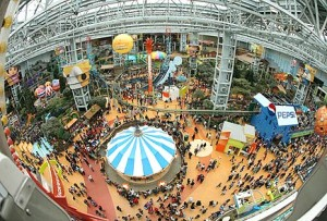 Mall of America Holiday Shopping Promotion