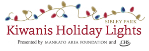 Kiwanis Holiday Lights in Mankato