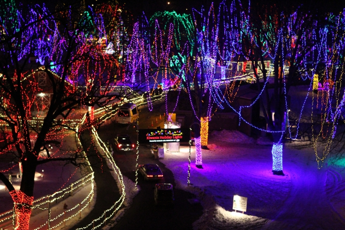 Perfect Kiwanis Holiday Lights In Mankato Pictures