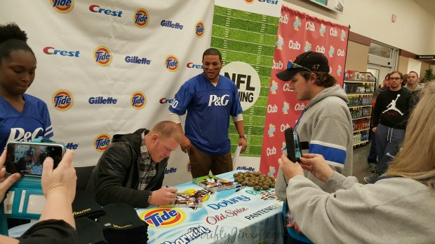 P&G NFL Event at Cub Foods (1)
