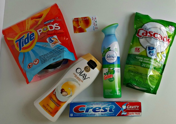 P&G Prize Package (1)