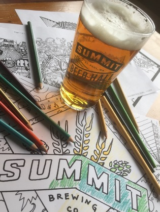 Color+Craft Thursdays at Summit Beer Hall