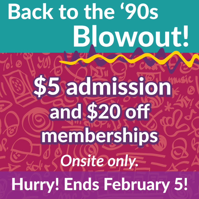Discount on MN Children's Museum Admission & Membership