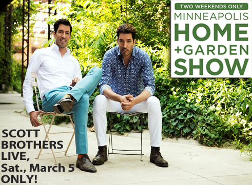 Disclosure Affiliate · Minneapolis Home Garden Show Scott Brothers