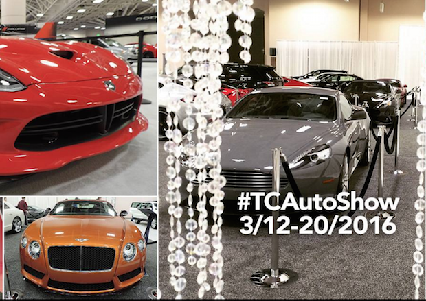 Twin Cities Auto Show Discount Tickets