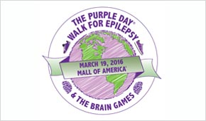 Purple Day Walk for Epilepsy at MOA