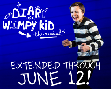 Diary of a Wimpy Kid the Musical at Children's Theatre Company Review