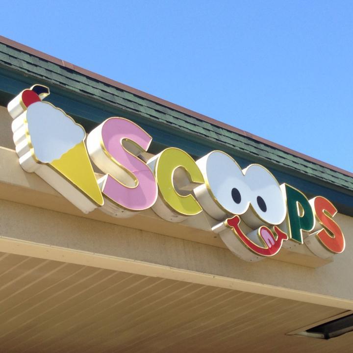 Scoops Ice Cream Shop Minnesota