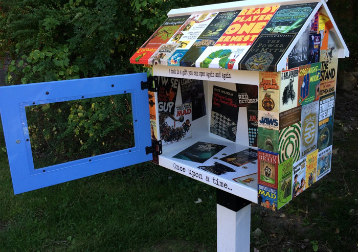 Little Free Library Festival