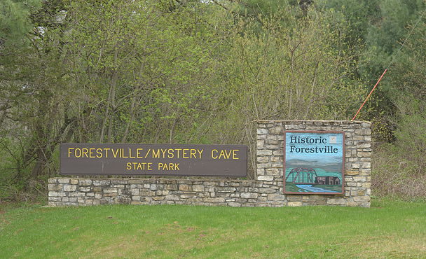 Minnesota State Park System - Forestville Mystery Cave State Park
