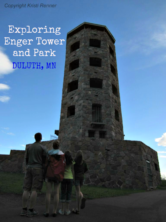 Enger Park Tower Duluth MN