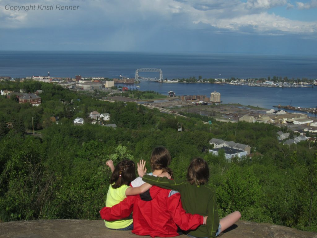 Exploring Enger Tower and Park